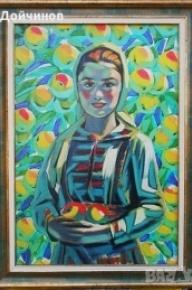 Vladimir Dimitrov Maystora - Exhibition Salemi